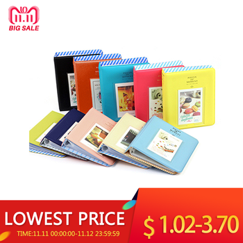 68 taschen Mini Instant Polaroid Fotoalbum Bild Fall Lagerung Für Fujifilm Instax Mini Film 7s 8 Korea Instax mini Album