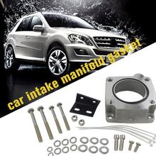 New Car Throttle Body Gasket Intake Manifold Pad Height Throttle Washer Skyline R33 RB25DET Around 3,000 Rpm Car Accessories wlring store new throttle body for rsx dc5 civic si ep3 k20 k20a 70mm cnc intake throttle body performance wlr6951