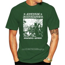 Satanic warmaster força e honra 2001 álbum capa t camisa