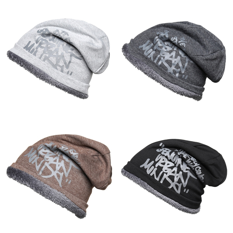 Winter Warm Hat Velvet Casual Warm Hat Ear Protection Winter Ski Hat