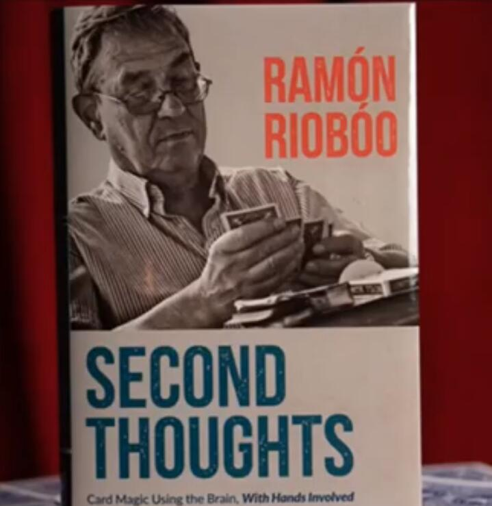 Second Thoughts By Ramon Rioboo , Magic Instruction,Magic Trick