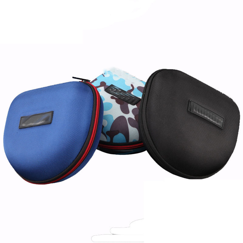 Shockproof EVA Headphone Case Portable Storage Headset Box High Quality Earphone Accessories Zipper Bags For Marshall Headset