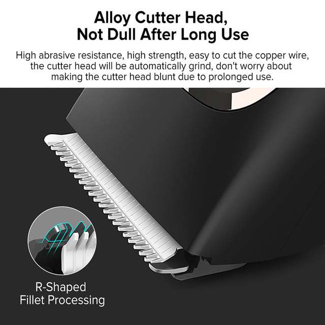 Аккумуляторная машинка для стрижки волос ENCHEN Sharp3S Men Hair Trimmer