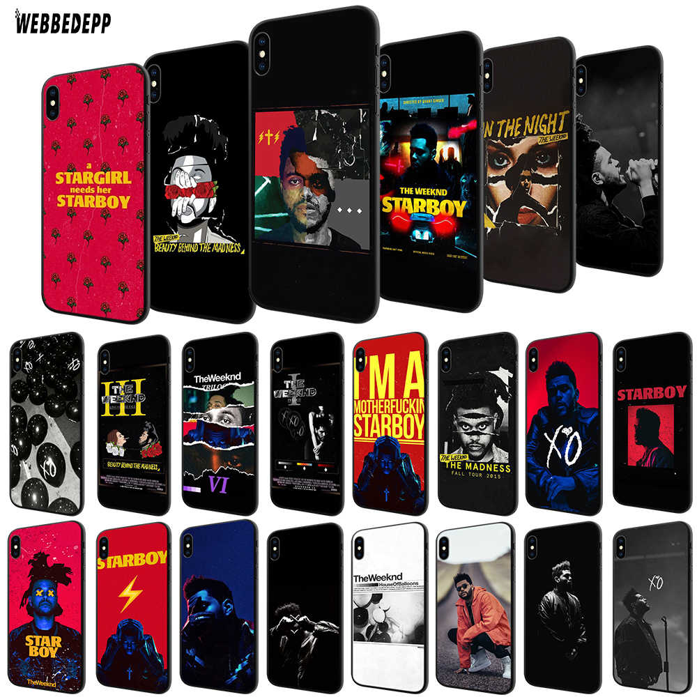 Individuality Short Sleeved Cut Holes Wild New The Weeknd