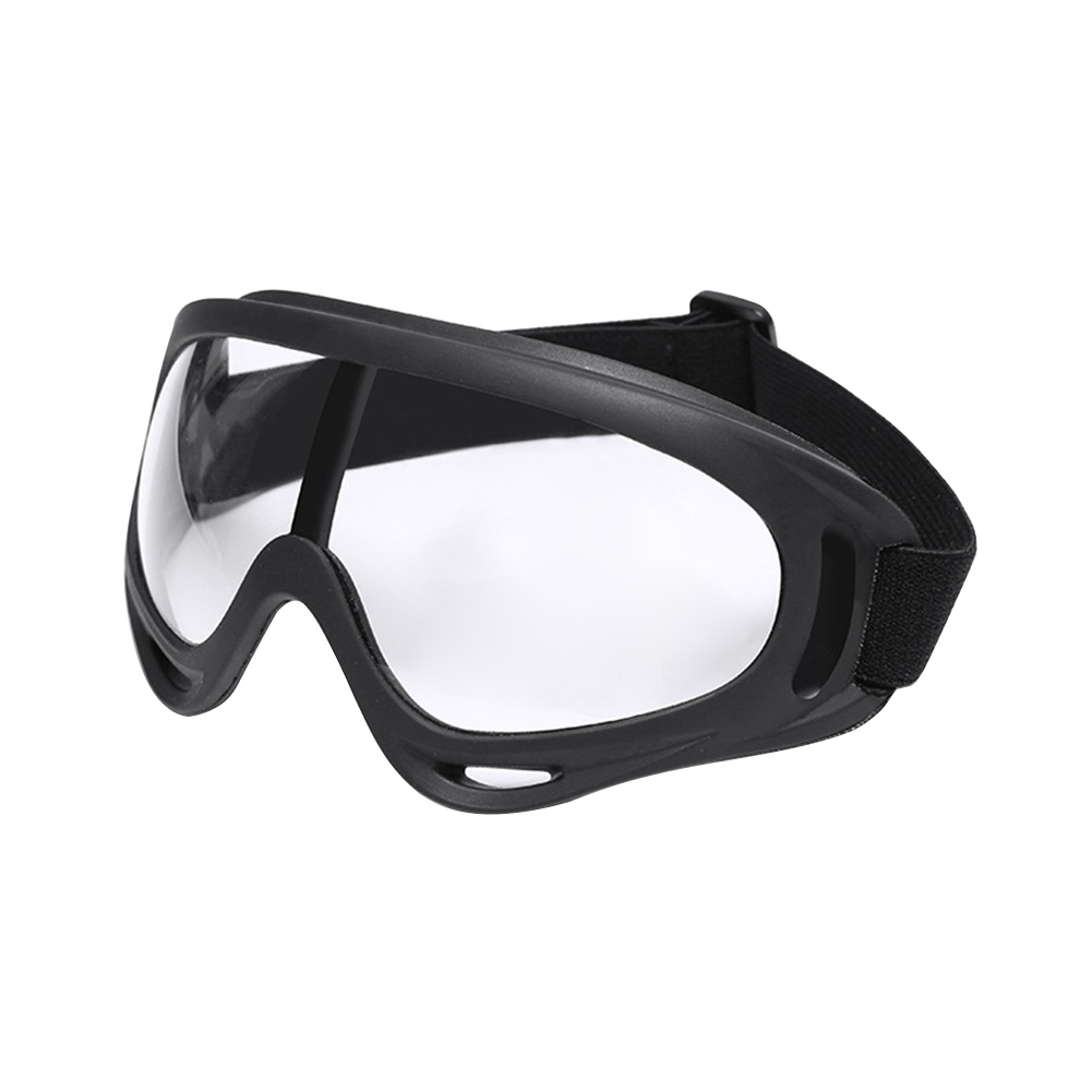 2020 Protection Safety Goggles Wide Field Of View Disposable Exhaust Anti-fog Anti-splash Goggles Anti-virus Glasses Unisex
