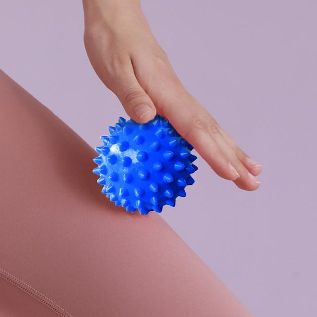 Фото массажная палочка для тренажерного зала йоги расслабляющий ролик цена