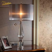 Современная Минималистичная настольная лампа k9 скандинавский