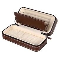 Biżuteria pudełko do przechowywania pojemnik walizka akcesoria do prezentów Camping piesze wycieczki panie pudełko z biżuterią przenośny kolczyki w Zewnętrzne narzędzia od Sport i rozrywka na