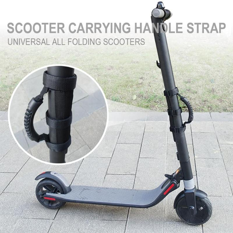 Universal Electric Scooter Hand Carrying Handle Strap for Xiaomi M365 &M365 Pro For Ninebot ES1 ES2 ES3 ES4 Scooter Accessories