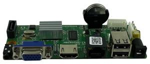 Image 2 - 16CH * 5MP H.265 NVR רשת Vidoe מקליט DVR לוח זיהוי תנועה מקסימום 8TB IP מצלמה עם SATA קו ONVIF CMS XMEYE CCTV