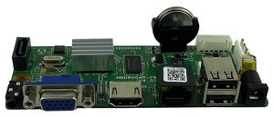 Image 2 - 16CH * 5MP H.265 NVRเครือข่ายVidoe Recorder DVR Boardการตรวจจับการเคลื่อนไหวสูงสุด 8TB IPกล้องSATAสายONVIF CMS XMEYEกล้องวงจรปิด