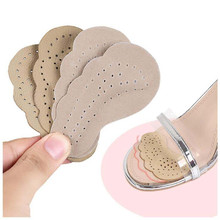 Sandals Premium Insoles Shoes High-Heel Non-Slip Cushion Sticker Forefoot-Gel-Pad Women