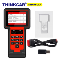 Thinkcar TS609 OBD2 Scanner Engine ABS SRS Transmission Diagnostic tool ThinkScan 609 code reader scanner with 8 reset Function