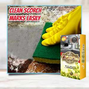 All-Purpose Cleaner Detergent Descaling Cleaning-Particles Decontamination Kitchen Aerobic