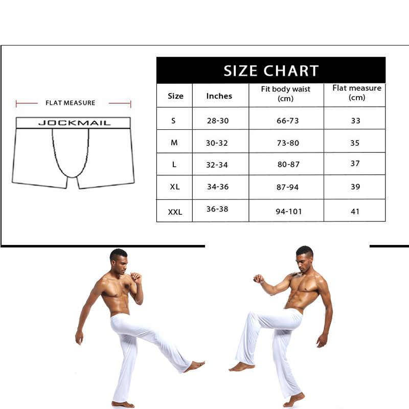 Pijama Pantolon Yumuşak Buz Ipek Ev Giysileri günlük erkek pantolonları Nefes Gecelik Bağlama Seksi Erkek Uyku Dipleri dinlenme pantolonu