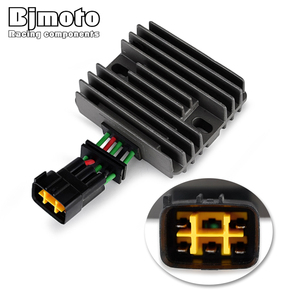 68V-81960-10 Motorcycle Voltage Regulator Rectifier For Yamaha F50 F60 FT50 FT60 11-17 F70 10-17 F115 07-13 FL115 06-13