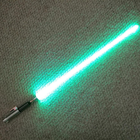 16 cor led luke skywalker rgb sabre de luz para link