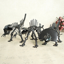 Anime Figure Iron Dinosaur Perfect Details And Antique Model Super Kids Toys As Gift For Adult High Quality Production
