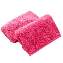 1 шт полотенце из микрофибры для удаления макияжа лица салфетка