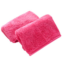 1pcs Preferential Price  Makeup Remover Facial Removal Towel Microfiber Cloth Pads Wipe Face Cleaner Care Cleansing