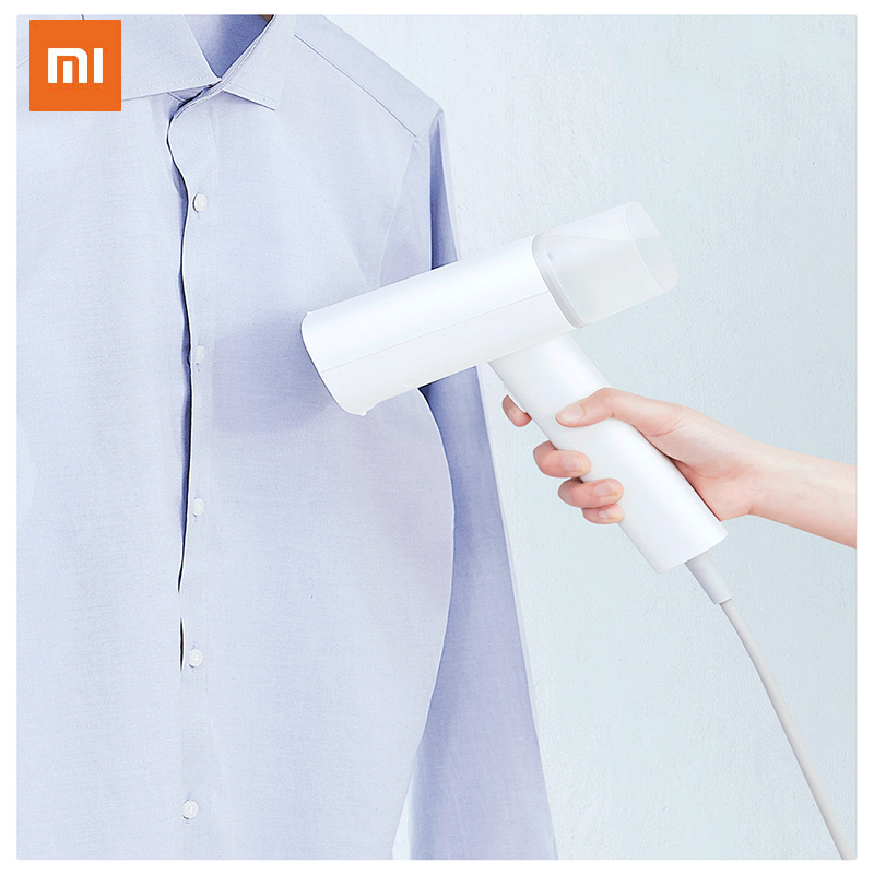 Xiaomi Mijia Zanjia Garment Steamer Iron Portable Ironing Appliances Mini Electric Clothes Cleaner Ceramic Glaze