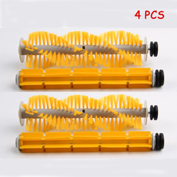 (For Cleaner-A320/A325/A330/A335/A336/A337) Spare part for Robot Vacuum Cleaner Main Brush,Rubber Brush vacuum cleaner parts