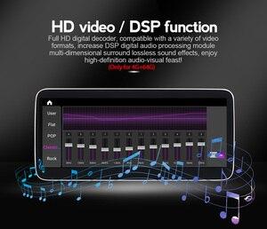 Image 4 - MEKEDE 10.25 Android 10 Hệ Thống Xe Ô Tô DVD Đài Phát Thanh Cho Xe Audi A4 2009 2016 IPS Màn Hình Gương GPS Navi Carplay WIFI Google Nhạc BT SWC