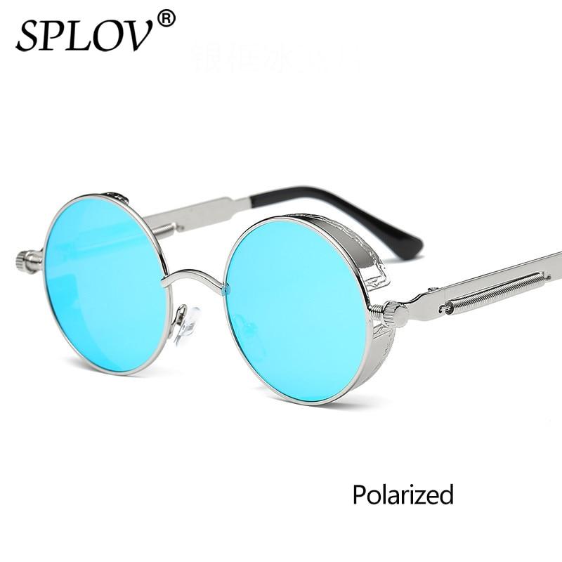 P Silver Blue