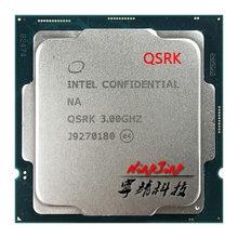 Процессор Intel Core i5-10500 es i5 10500 es QSRK 3,0 ГГц шестиядерный двенадцатипоточный ЦПУ L2 = 1,5 M L3 = 12M 65 Вт LGA 1200