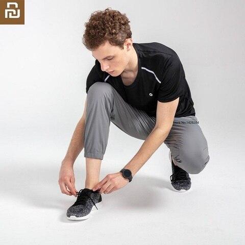 Novo Homem Mulher Skylark Ultra Leve Descalço Correndo Voando Tecelagem Ultraleve Confortável Malha Sapatos Esportivos Tênis