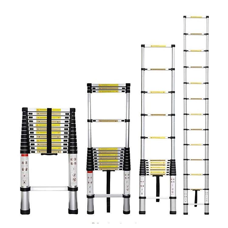 Aluminium Industrial Aerial Single Extension Ladder 3.2m