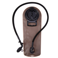 Tactical 2L 2.5L 3L TPU Water Bag Portable Bladder Sport Cli