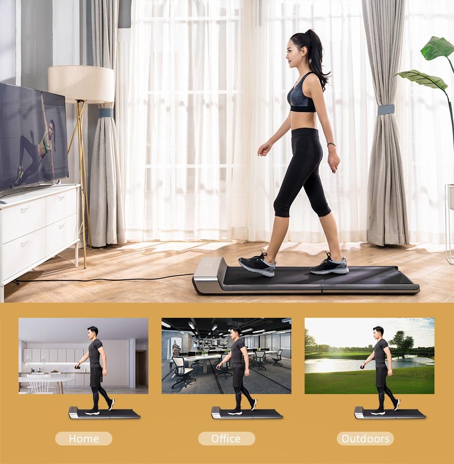 Tapis de marche A1 tapis de course exercices Gym Machine course Machines de Fitness pour la maison pliant Electrica Caminadoras Para Ejercicio