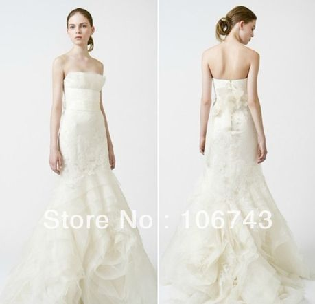2018 New Style Hot Sale Sexy Mermaid Sweetheart Princess Custom Handmade Tiered Flowers Bridal Gown Mother Of The Bride Dresses