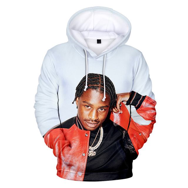 LIL TJAY THEMED 3D HOODIE (8 VARIAN)
