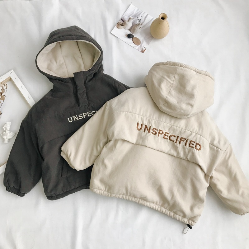 Unspecified Pull Over Jacket