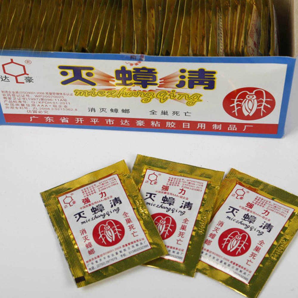 Kuat Efektif Kecoa Umpan Umpan Pengendalian Hama Kecoa Repellent Bubuk