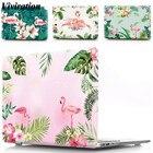 Flamingos Prints Lap...