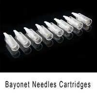 Bayonet Cartridge Needle 1 3 5 7 9 12 24 36 42Pins/Nano Micro Needles for Semi Permanent Makeup Machine dr pen Dr.Pen M5 M7 N2
