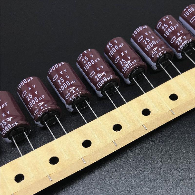 5pcs//50pcs 35V 1000uF 35V Nichicon VR 12.5x20mm Standard Electrolytic Capacitor