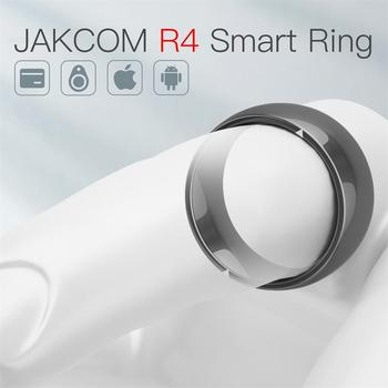 JAKCOM R4 Smart Ring Best gift with watch band 3 astos purely rfid 4e body temperature smart phone iot image