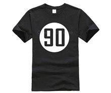 2020 estilo de moda masculina camisa t camisa 90 moda t camisa 100% algodão
