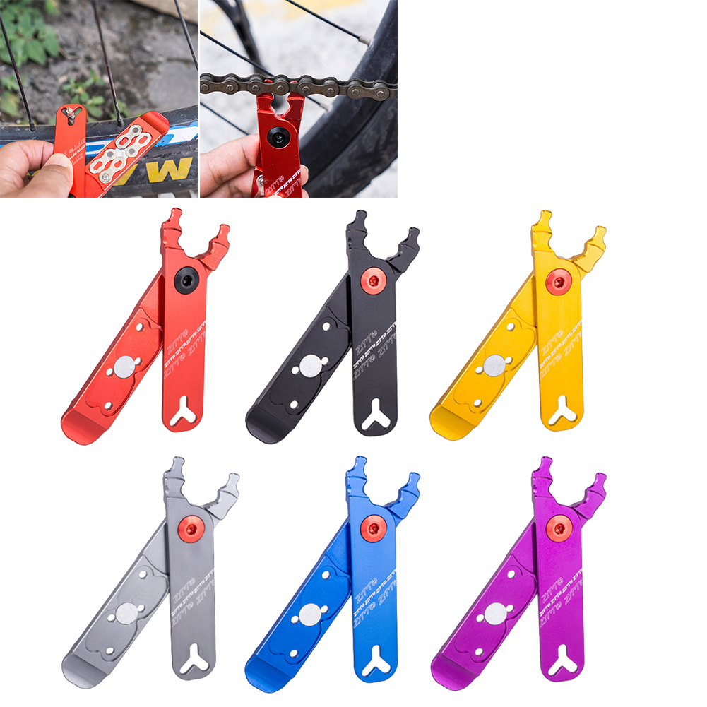 ZTTO Bicycle Repair Tools Chain Buckle Repair Removal Tool Bike Master Link Plier Cycling MTB Bike Tire Pry New