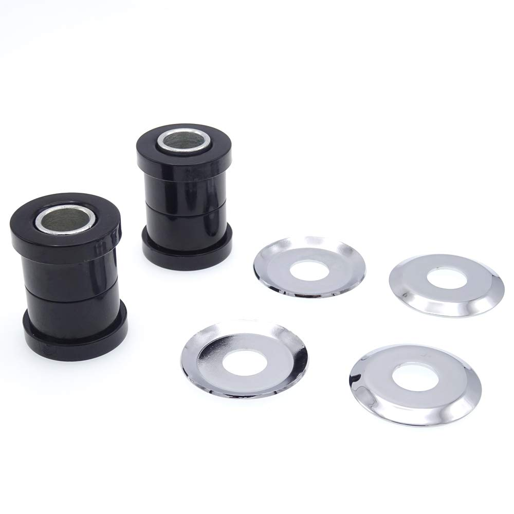 Handlebar Riser Damper Bushing Kit For Harley Big Twin 1973-2018 & Sportster 883 1200 XL Models 1973-2003