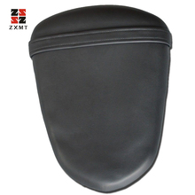 ZXMT For 05-06 Suzuki GSX-R1000 K5 Motorcycle Rear Passenger Seat Cushion Pillion Leather Pad 2005 2006  GSX-R1000