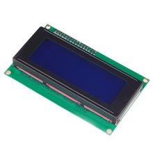 Iic/I2C Lcd2004 модуль ЖКД синий экран обеспечивает совместимость с книгой файлов макетная плата Dlp оптический дисплей модуль