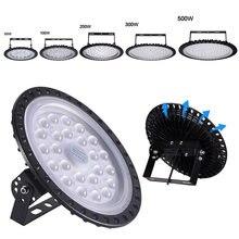 50 Вт 100 200 НЛО светодиодные лампы для высоких промышленных