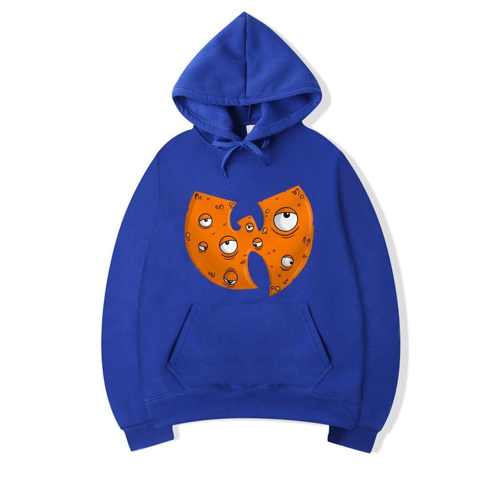 2020 New Wu Tang Clan Hoodie Fashion Hip Hop Band Logo Design Hoodies Fashion Hooded Long Sleeve Sweatshirt Rap Music Tops Hoody