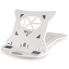 Notebook Stand Cooling Base Foldable Rotatable Folding Portable Lift Bracket Computer