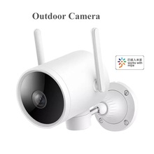 Xiaomi ip Outdoor Camera Waterproof PTZ Smart WIFI Webcam 270 Angle 1080P H.265 Night vision Dual Antenna Signal For Mi Home App